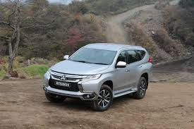 2016 mitsubishi pajero sport review first drive practical motoring