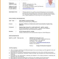 Latest Resumes Format by Resume Or Cv Format The Latest Resume Format Resume Formats For