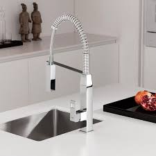grohe minta kitchen faucet kitchen stunning grohe minta kitchen faucet sleek and angular in