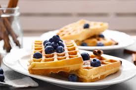 recette pancakes hervé cuisine la meilleure recette de gaufres maison légères et croustillantes