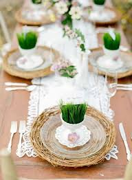 Table Decorations For Easter Brunch by 5205 Best