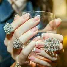 girls rings hands images Awesome dps 39 awesome dps 39 pinterest ring stylish and girls jpg