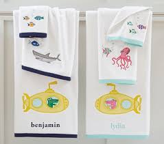 Kids Bathroom Collections Navy Submarine Bath Collection Pottery Barn Kids