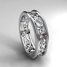 custom rings for men shop custom men s diamond wedding bands on wanelo