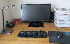 Schreibtisch Computer Mein Schreibtisch Literaturjournal