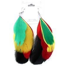 reggae earrings rasta earrings ebay