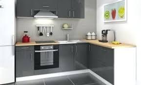 peinture pour cuisine grise meubles cuisine gris meubles de cuisine gris anthracite tissac