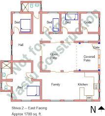 House Plan Vastu Solemio