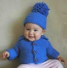 knitting pattern baby sweater chunky yarn easy baby cardigan knitting pattern from sweaterbabe com