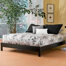 Platform Bed With Mattress Included Platform Beds Frames Mattress Warehouse