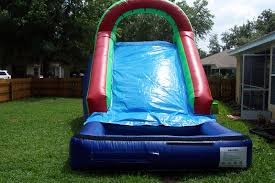 Water Slide Backyard by Biggest Backyard Water Slide Outdoor Furniture Design And Ideas
