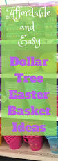 awesome dollar tree easter basket ideas