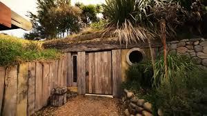 Bermed House Off Grid Hobbit Like Cave Home Built Into A Hillside