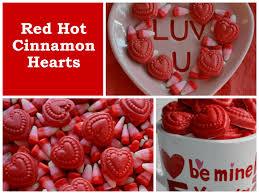 chocolate heart candy hot cinnamon chocolate heart candy a gourmet everyday