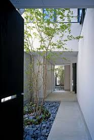 modern minimalist houses minimalist courtyard design private house in japan best modern