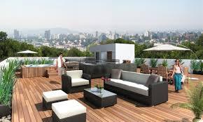 minimalist roof garden rooftop garden landscaping designs