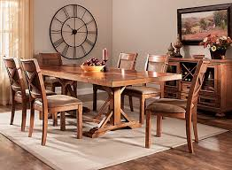 Raymour And Flanigan Dining Room 7 Pc Dining Sets