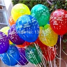 cheap balloons aliexpress buy 20 pcs lot 12 inch colorful happy birthday