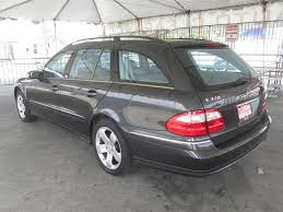 2004 mercedes station wagon mercedes e station wagon 4 door in california for sale
