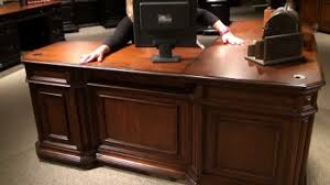 Executive Office Furniture Suites Cantata L Shaped Computer Desk By Riverside Furniture Home