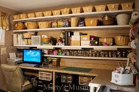Craft Room Storage Furniture - studio tour marty u0027s musings craft storage ideas