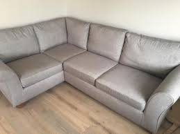 Spencer Sofa Nearly New 3 Months Marks And Spencer Corner Abbey Sofa Left