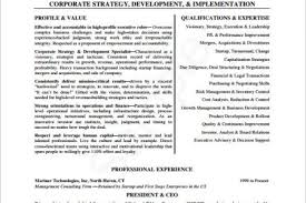Sample Ceo Resume by Best Hospital Cfo Resume Samples Reentrycorps