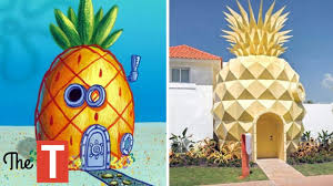 10 amazing houses inspired by your favorite cartoons youtube