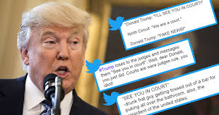 You Re A Towel Meme - trump s see you in court tweet is given the meme treatment metro