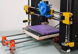 Famosos Scratchbuilt 3D Printer- Reprap Prusa i3 - YouTube &WC18