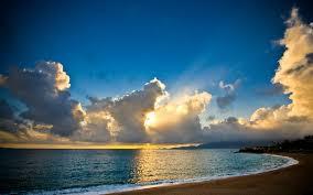 sunset beaches hd images pixelstalk net