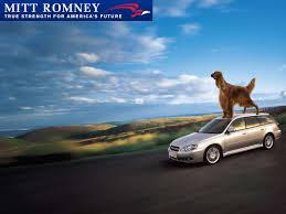 dog on the roof parade of station wagons will go to republican