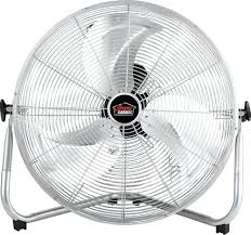 large floor fan industrial xtreme garage 20 3 speed industrial high velocity floor fan at