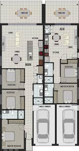 Dual Occupancy Floor Plans Lot 24 Parklands Avenue Marsden Dual Occupancy Homes