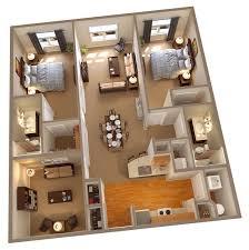 spacious apartment floor plans rollins ridge columbia floor plan columbiatwo bed two bath with den1 020 sq ft