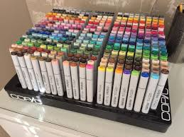copic sketch complete set of 358 marker pens brand new