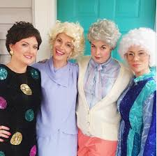 Cheap Halloween Costumes Girls Happy Halloween Beautiful Mess Golden Girls Happy