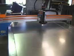 used plasma cutting table used mg industries plasma cutting table from ppiduct com youtube