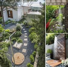 box doccia da esterno 50 idee di box giardino fai da te image gallery