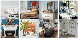frazzled joy fall home tour 2017 frazzled joy