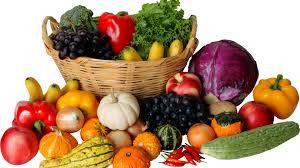 fruit and vegetable baskets wallpaper 1920x1080 fruit vegetables basket hd
