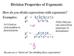 7 1 properties of exponents 2001 by r villar all rights reserved