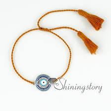 evil eye charm bracelet images Tassel adjustable beaded tassel braceletevil eye braceletevil eye jpg