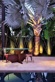 mediterranean garden palm trees landscape mediterranean with