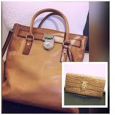 light brown mk purse michael kors bag and wallet brown mk purse and wallet has some
