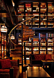 Basement Library Stunning Library In Nyc Room Board Pinterest Nomad Hotel