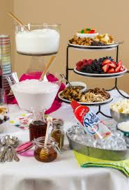 Ideas For Dinner by Waffle Bar Breakfast Ideas Ideas For Breakfast Birthday
