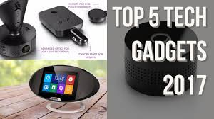 latest tech gadgets top 5 must see latest gadgets 2017 clarity vava dash cam etc