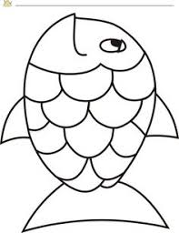 printable fish pattern template thứ cần mang pinterest fish