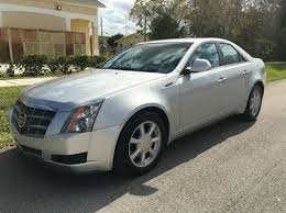 2009 cadillac cts colors 2009 cadillac cts for sale carsforsale com